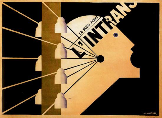 cassandre-intransigeant-1925