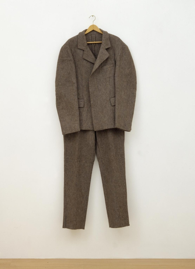 Felt Suit 1970 Joseph Beuys 1921-1986 Purchased 1998 http://www.tate.org.uk/art/work/T07441