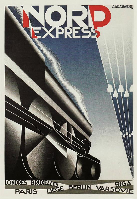 cassandre-nord-express-1927